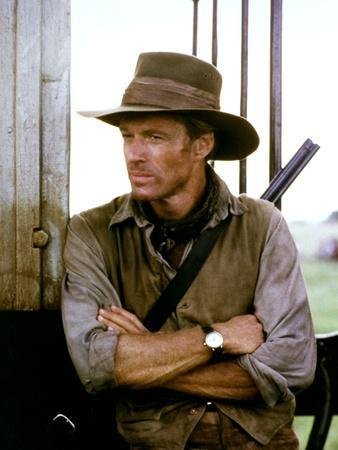 OUT OF AFRICA, 1985 directed by SYDNEY POLLACK Robert Redford (photo)
