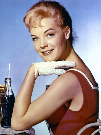 MONPTI, 1957 directed by HELMUT KAUTNER Romy Schneider (photo)