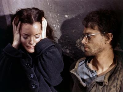 PORTRAIT by GROUPE with DAME, 1976 directed by ALEKSANDER PETROVI Romy Schneider and Brad Dourif (p