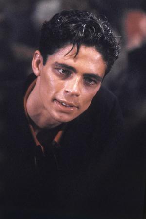 LICENCE TO KILL, 1989 directed by JOHN GLEN Benicio del Toro (photo)