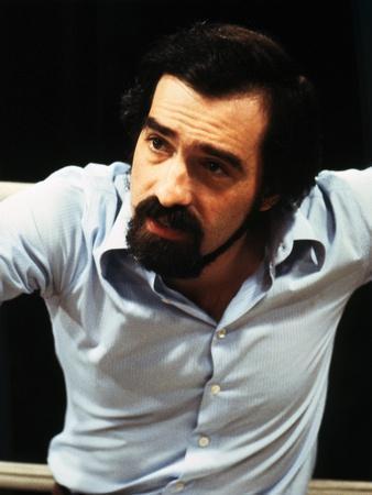 NEW-YORK NEW-YORK, 1980 directed by MARTIN SCORSESE Martin Scorsese On the set (photo)