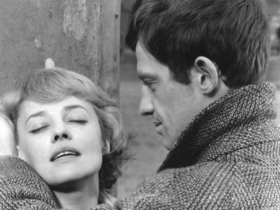 Moderato Cantabile SEVEN DAYS... SEVEN NIGHTS by Peter Brook with Jeanne Moreau and Jean-Paul Belmo