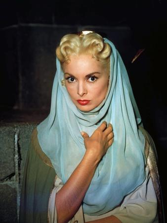 PRINCE VALIANT, 1954 directed by HENRY HATHAWAY Janet Leigh (photo)