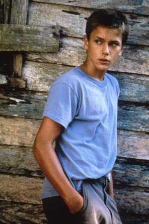 MOSQUITO COAST, 1986 directed by PETER WEIR River Phoenix (photo)