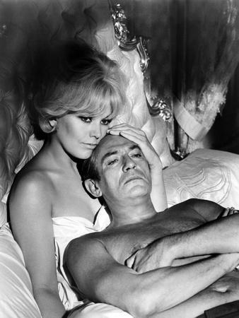 Le Demon des Femmes THE LEGEND OF LYLAH CLARE by Robert Aldrich with Kim Novak and Peter Finch, 196