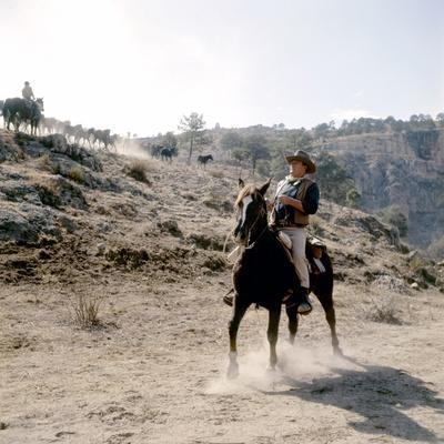 Les Quatre Fils by Katie Helder THE SONS OF KATIE HELDER by Henry Hathaway with John Wayne, 1965 (p