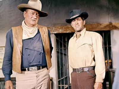 Les Quatre Fils by Katie Helder THE SONS OF KATIE HELDER by Henry Hathaway with John Wayne and Dean