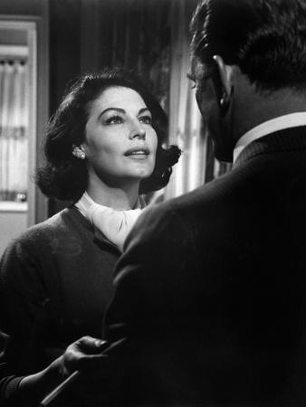 Sept jours en mai SEVEN DAYS IN MAY by JohnFrankenheimer with Ava Gardner and Kirk Douglas, 1964 (b