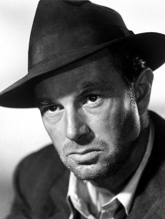 Quand la ville dort THE ASPHALT JUNGLE by John Huston with Sterling Hayden, 1950 (b/w photo)