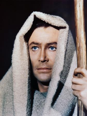 La Bible The Bible by JohnHuston with Peter O'Toole, 1966 (photo)