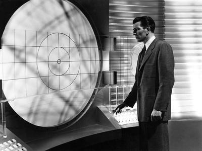 Le Jour ou la terre s'arreta THE DAY THE EARTH STOOD STILL by Robert Wise with Michael Rennie, 1951