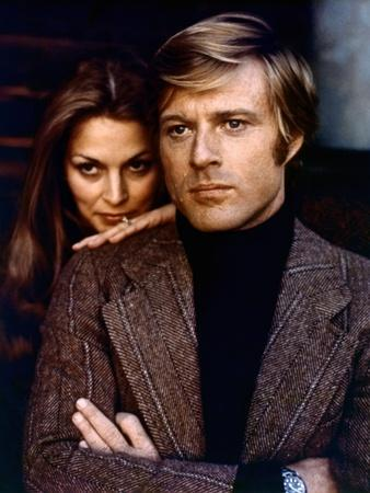 Votez McKay THE CANDIDATE by MichaelRitchie with Robert Redford and Karen Carlson, 1972 (photo)