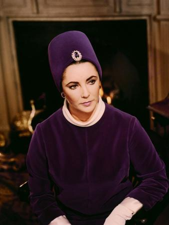 SECRET CEREMONY, 1968 directed by JOSEPH LOSEY Elizabeth Taylor (photo)