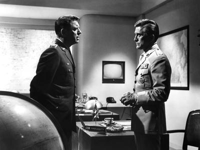 Sept jours en mai SEVEN DAYS IN MAY by JohnFrankenheimer with Burt Lancaster and Kirk Douglas, 1964