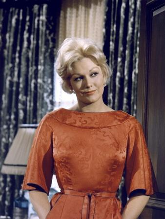 THE NOTORIOUS LANDLADY, 1961 DIRECETD BY RICHARD QUINE, script Blake Edwards, Kim Novak (photo)