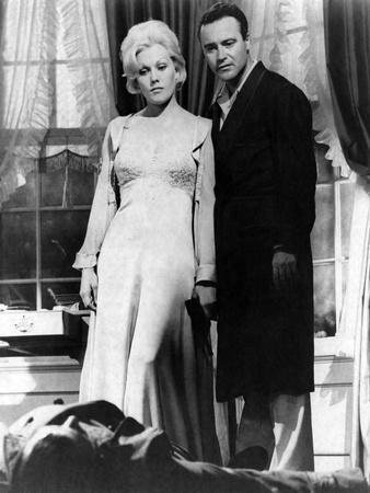 THE NOTORIOUS LANDLADY, 1961 DIRECETD BY RICHARD QUINE, script Blake Edwards, Kim Novak and Jack Le
