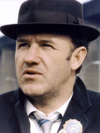 The French Connection by William Friedkin with Gene Hackman, 1971 (photo)
