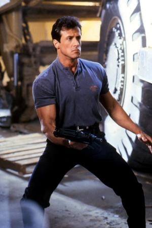 TANGO & CASH, 1989 directed by ANDREY KONCHALOVSKIY Sylvester Stallone (photo)