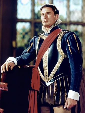 La Vie privee d'Elizabeth d'Angleterre THE PRIVATE LIVES OF ELIZABETH AND ESSEX by MichaelCurtiz wi