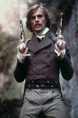 Les Duellistes THE DUELLISTS by RidleyScott with Keith Carradine, 1977 (photo)