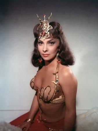 Salomon and la Reine by Saba SOLOMON AND SHEBA by King Vidor with Gina Lollobrigida, 1959 (photo)