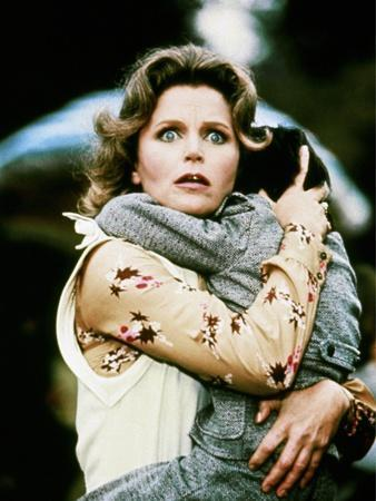 La Malediction THE OMEN by Richard Donner with Lee Remick, 1976 (photo)
