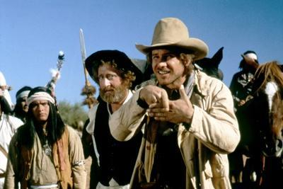 Le Rabbin au Far West THE FRISCO KID by Robert Aldrich with Gene Wilder and Harrison Ford, 1979 (ph