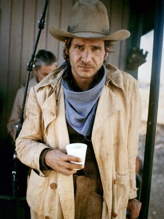 Le Rabbin au Far West THE FRISCO KID by Robert Aldrich with Harrison Ford, 1979 (photo)