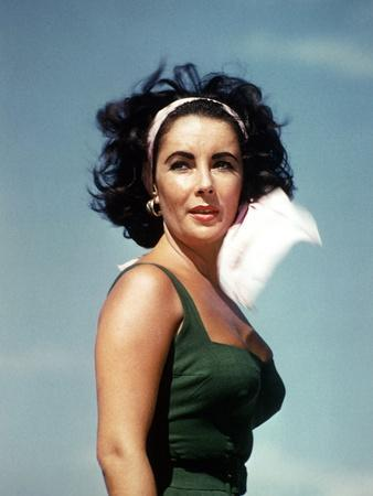 Soudain l'ete dernier SUDDENLY, LAST SUMMER, 1959 by JOSEPH L. MANKIEWICZ with Elizabeth Taylor (ph