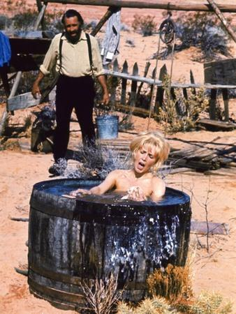 Un nomme Cable Hogue THE BALLAD OF CABLE HOGUE by Sam Peckinpah with Jason Robards and Stella Steve