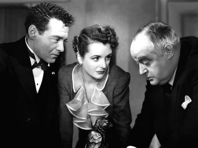 Le Faucon Maltais THE MALTESE FALCON by John Huston with Peter Lorre, Mary Astor and Sydney Greenst