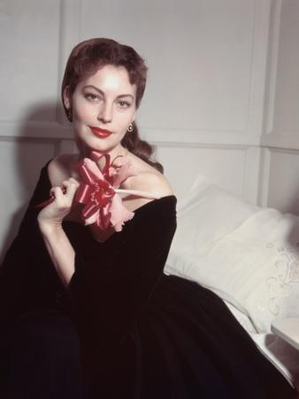Show Boat by GeorgeSidney with Ava Gardner, 1951 (photo)