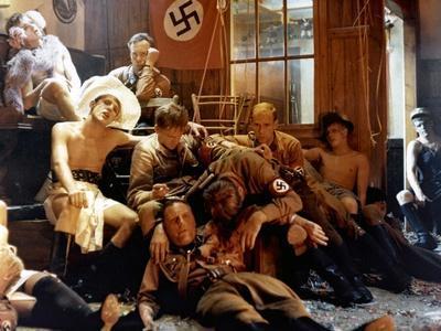 Les Damnes by Luchino Visconti, 1969 (photo)