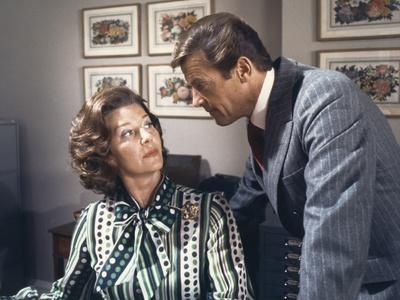 L' Espion qui m'aimait THE SPY WHO LOVED ME by LewisGilbert with Roger Moore and Lois Maxwell, 1977