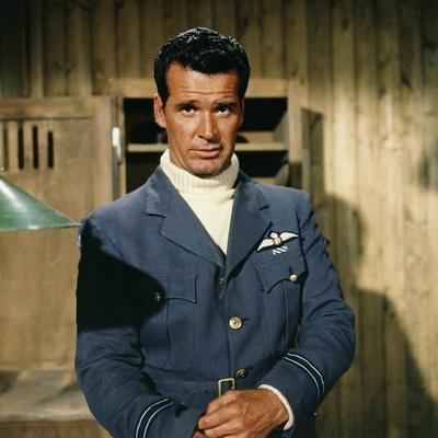 THE GREAT ESCAPE, 1963 directed by JOHN STURGES James Garner (photo)