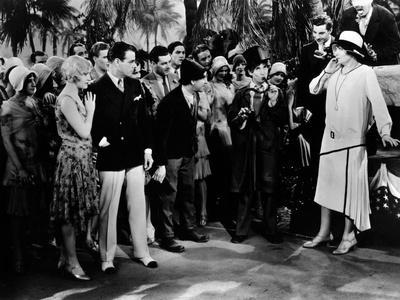Noix by coco (The COCOANUTS) by Robert Florey and Joseph Santley with The Marx Brothers, 1929 (b/w