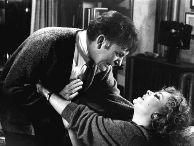 Qui a peur by Virginia Woolf ? WHO'S AFRAID OF VIRGINIA WOOLF? by MikeNichols with Richard Burton a