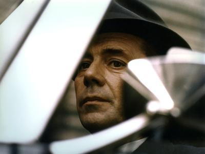 PROVIDENCE directed by AlainResnais with Dirk Bogarde, 1977 (photo)