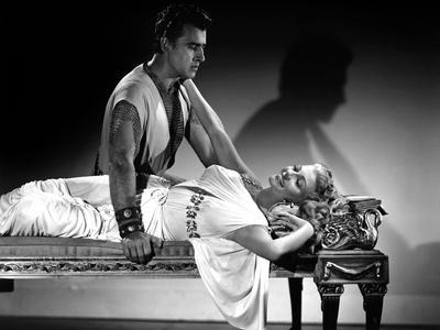 SALOME : The Dance of the Seven Veils by William Dieterle with Rita Hayworth and Stewart Granger, 1