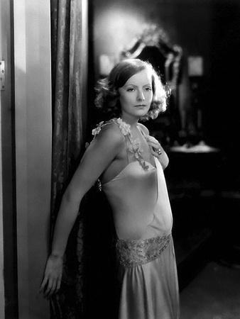 Terre by Volupte WILD ORCHIDS by Sidney Franklin with Greta Garbo, 1929 (b/w photo)