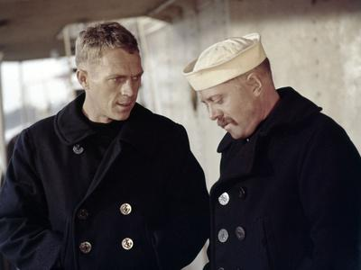 La Canonniere du Yang Tse THE SAND PEBBLES by Robert Wise with Steve McQueen and Richard Attenborou
