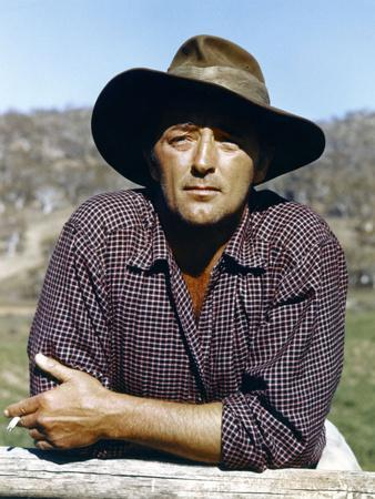 Horizons sans Frontieres THE SUNDOWNERS by Fred Zinnemann with Robert Mitchum, 1960 (photo)