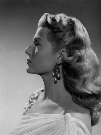 SALOME by William Dieterle with Rita Hayworth, 1953 (b/w photo)