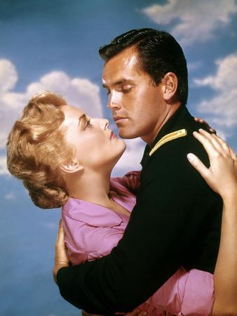 Le sergent noir SERGEANT RUTLEDGE by JohnFord with Constance Towers and Jeffrey Hunter, 1960 (photo