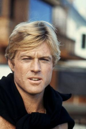 Nos plus Belles Annees THE WAY WE WERE by Sydney Pollack with Robert Redford, 1973 (photo)