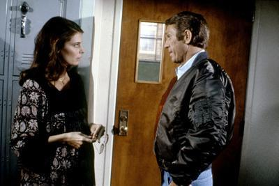 Le Chasseur The hunter by BuzzKulik with Steve McQueen and Kathryn Harrold, 1980 (photo)