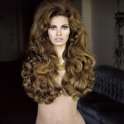 American actress Raquel Welch born spetember 5th, 1940 in Chicago, here 1966 (photo)