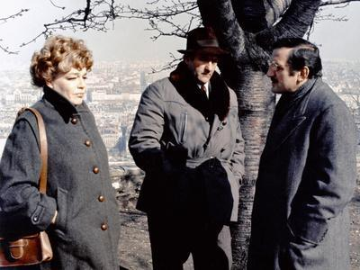 L' armee des Ombres by JeanPierreMelville with Simone Signoret, Christian Barbier and Lino Ventura,