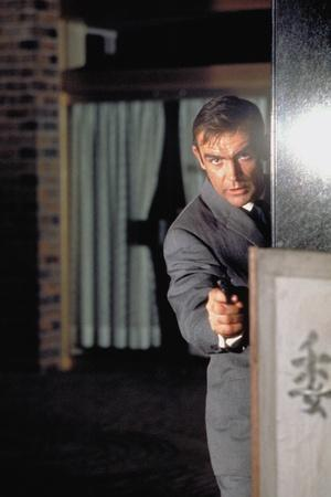 On ne vit que Deux Fois YOU ONLY LIVE TWICE by LewisGilbert with Sean Connery (James Bond 007), 196