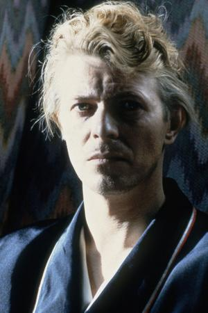 Les predateurs HUNGER, by Tony Scott with David Bowie, 1983 (photo)